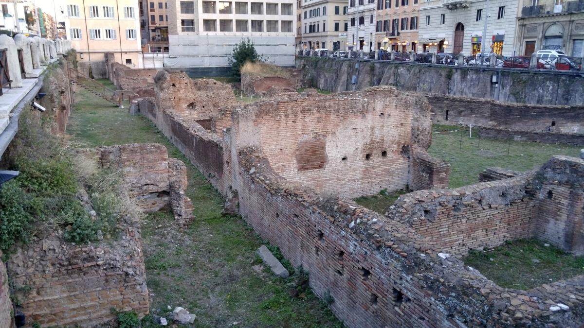 Ludus Magnus An Academy For Roman Gladiators The Velvet