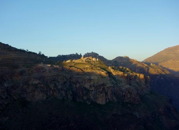 mountain-village-yemen
