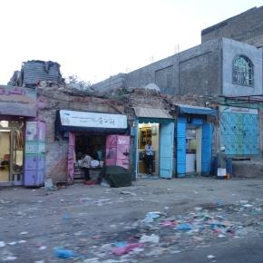 Visiting Al Qaidah InYemen