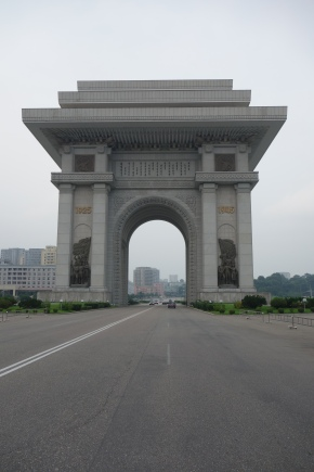 The Arch of Triumph: North Korean Oneupsmanship At Its Finest
