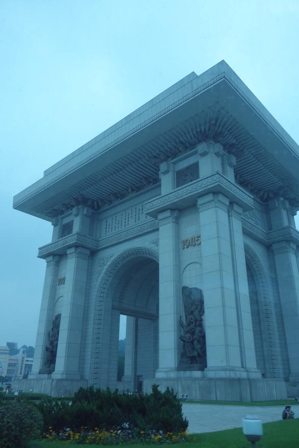 Arch-of-Triumph-Pyongyang