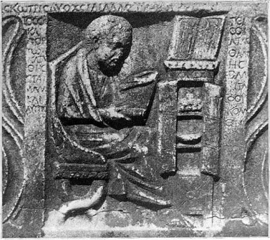 Image result for ancient roman reading