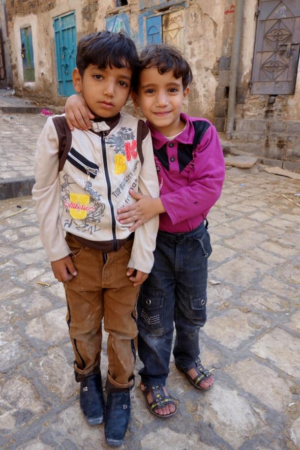 children-sana'a-yemen