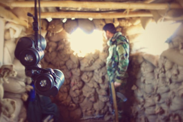 kurdish-peshmerga-fighter-standing-watch