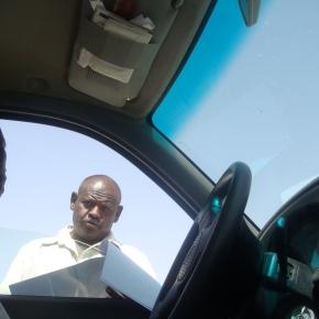 Leaving Khartoum? Where Are YourPapers?