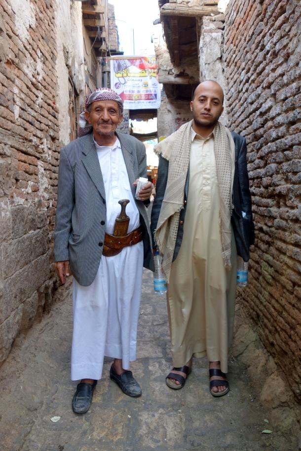 men-in-alley-sana'a-yemen