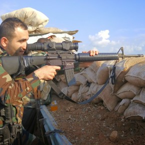 The Coming Storm: The Peshmerga In Combat