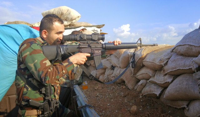 returning-fire-during-the-daily-firefight-with-islamic-state