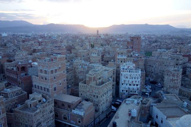sana'a-yemen-sunset