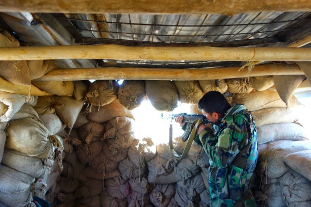 shooting-at-isis-fighters-trying-to-sneak-up-to-perimeter-of-base