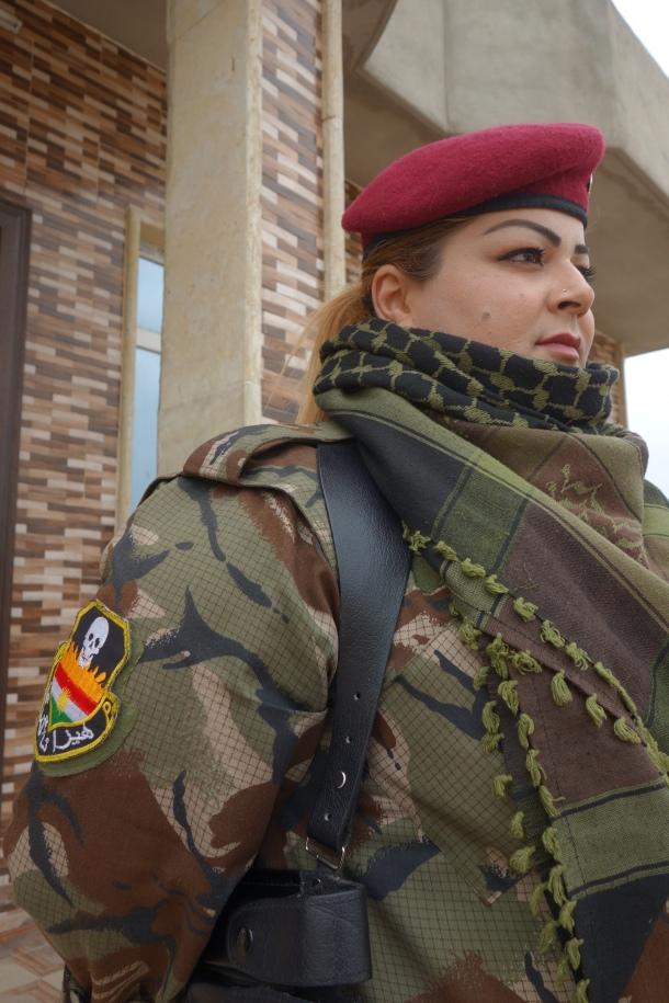 Hasiba-Nawzad-female-peshmerga-commander