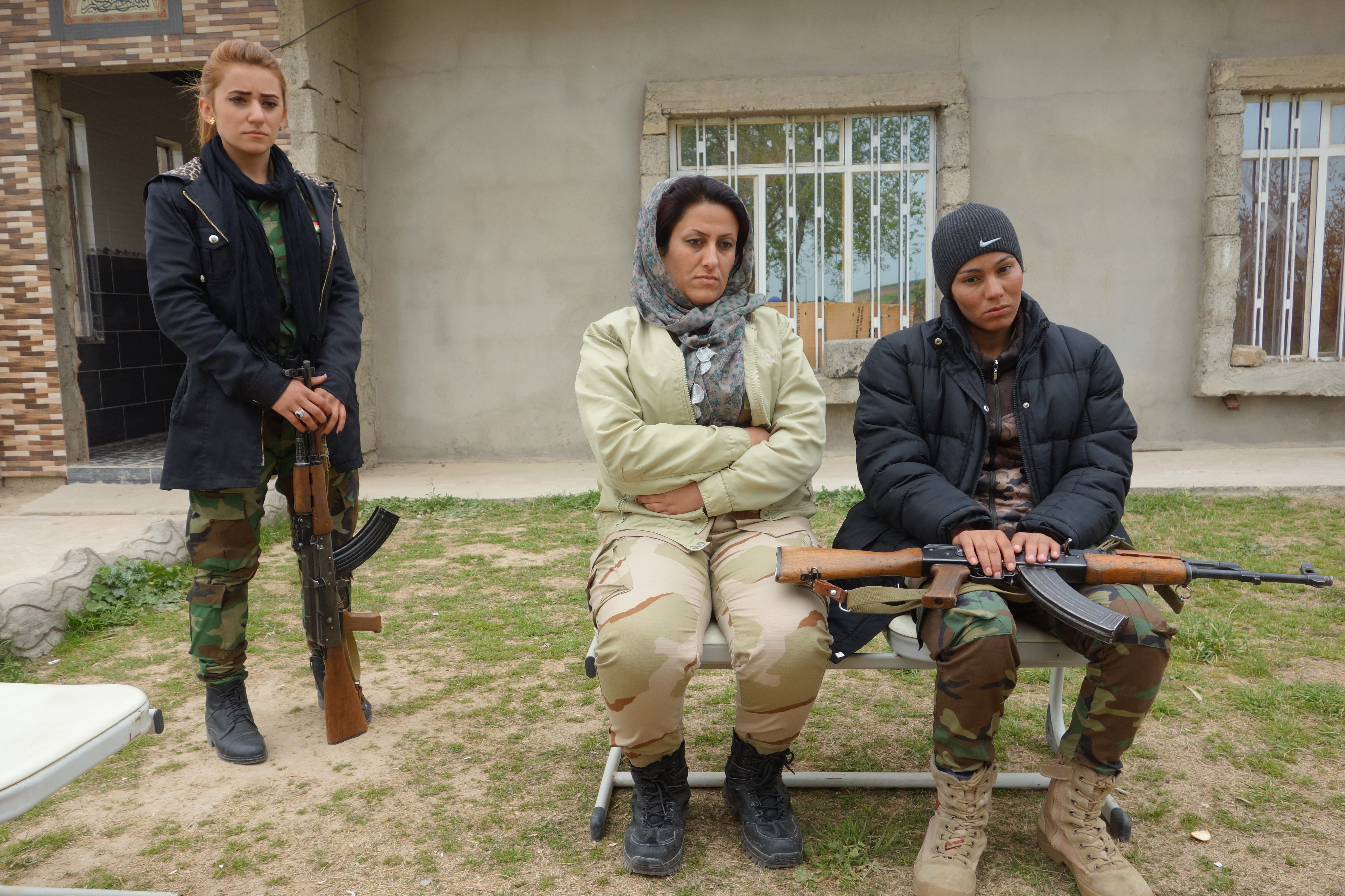 Toyota Of Ames >> War Therapy: The Revenge Of The Yazidi Women | The Velvet ...