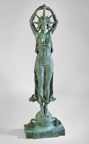 Sculpture Of The Day: The Colonnade ofStars
