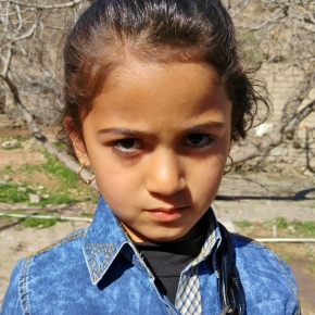 Photo Of The Day: The Yazidi Girl