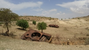 What Thirty Years Of War Looks Like Across The Landscapes OfEritrea