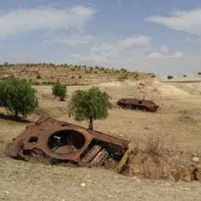 What Thirty Years Of War Looks Like Across The Landscapes Of Eritrea
