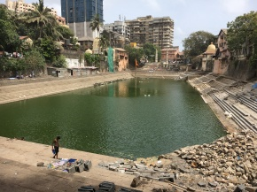 The Banganga Tank, Mumbai