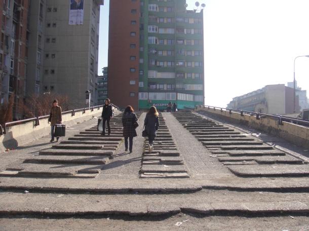 Downtown Pristina
