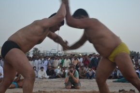 Dubai's Version Of Fight Club: Kushti