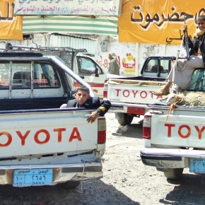 Yemen: Another Middle Eastern Proxy War DragsOn