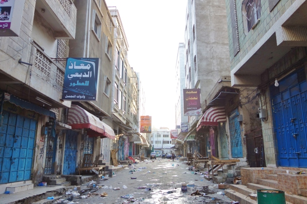 the-deserted-center-of-taiz-one-of-yemens-largest-cities-following-heavy-fighting