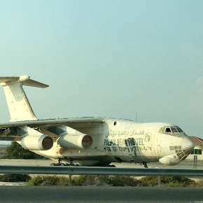 The Mysterious Antonov of Umm Al Quwain