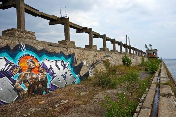 Abandoned-Soviet-Submarine-Base-Hara