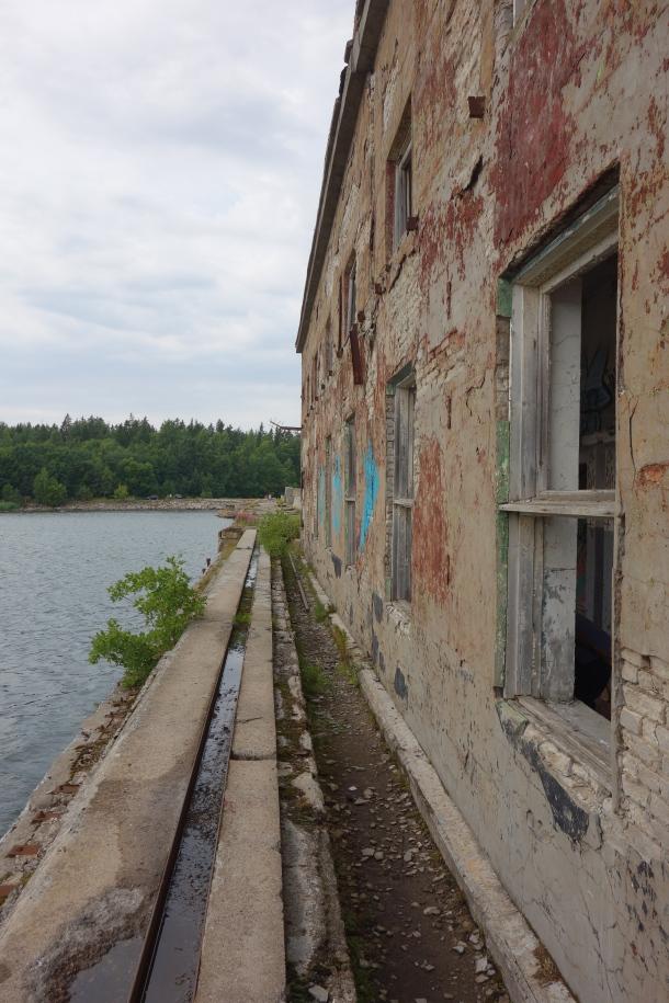 Abandoned-Soviet-Submarine-Base-military
