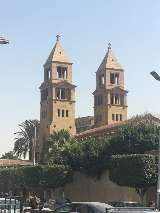 El-Bostroseya-Church-Cairo