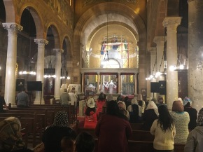 El-Bostroseya Church, Cairo
