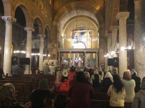 El-Bostroseya Church, Cairo