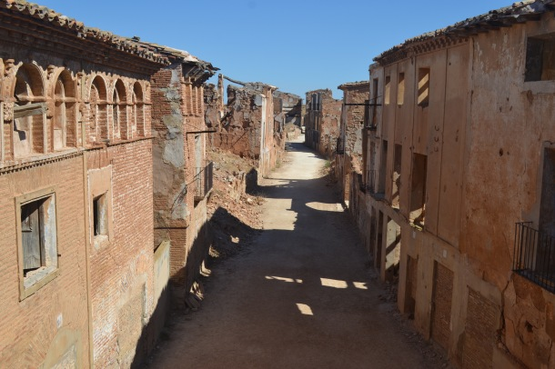 Belchite-Spain