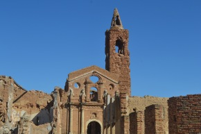The Ruins of Belchite