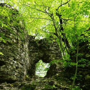 Azerbaijan's Abandoned Gelersen-Gorersen Fortress
